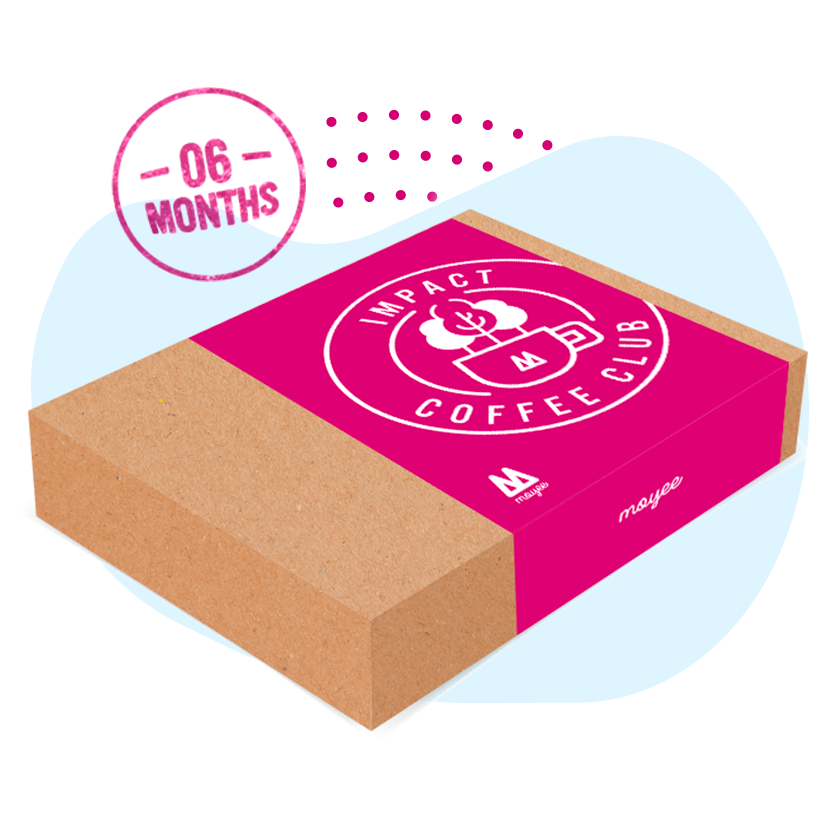 Gift Coffee Subscription: 6 Months