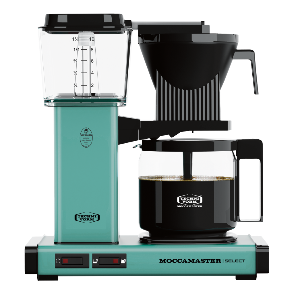 Moccamaster KBG Select - Turquoise