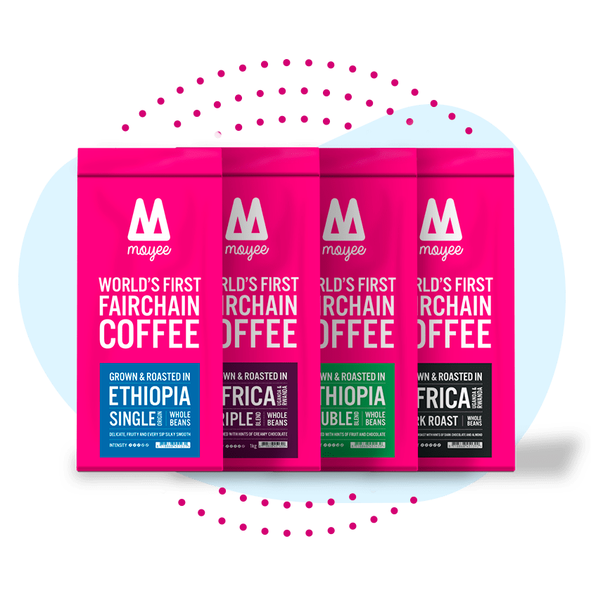 Moyee Coffee Taster Pack