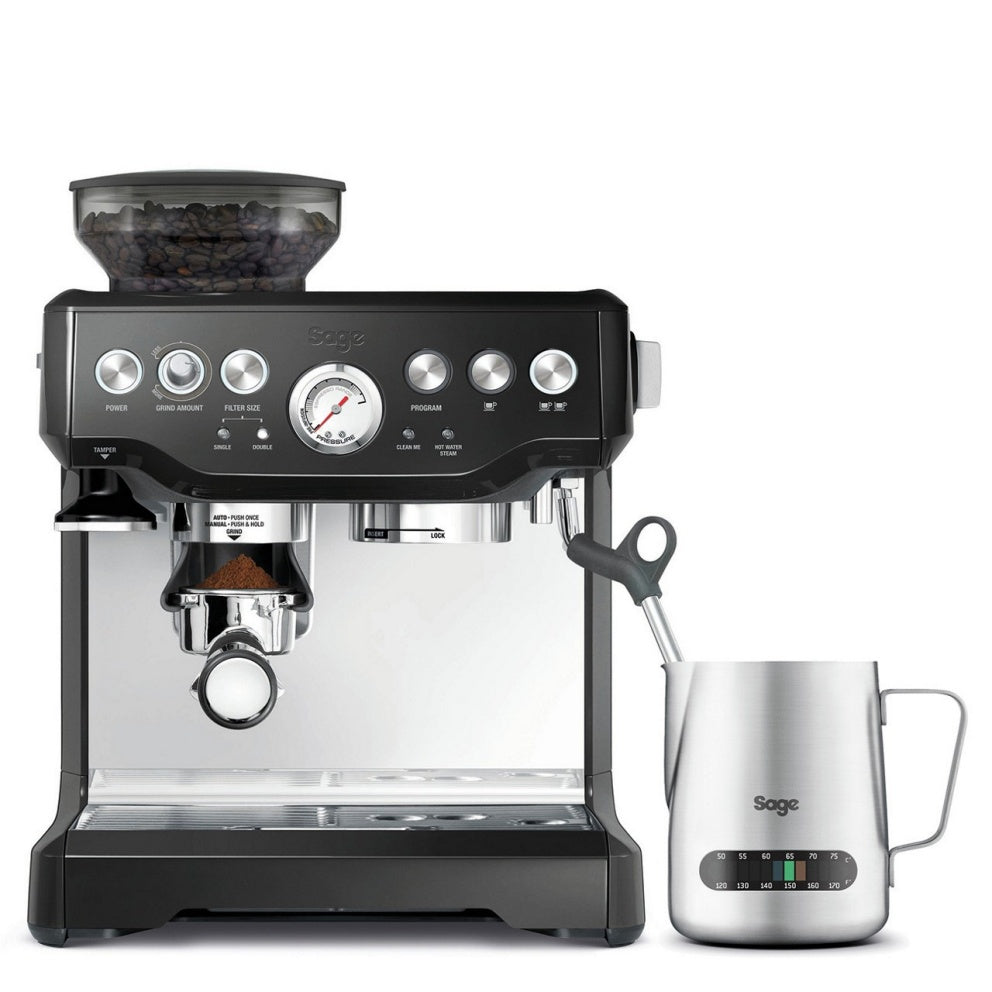 Sage Barista Express Coffee Machine | Black Sesame