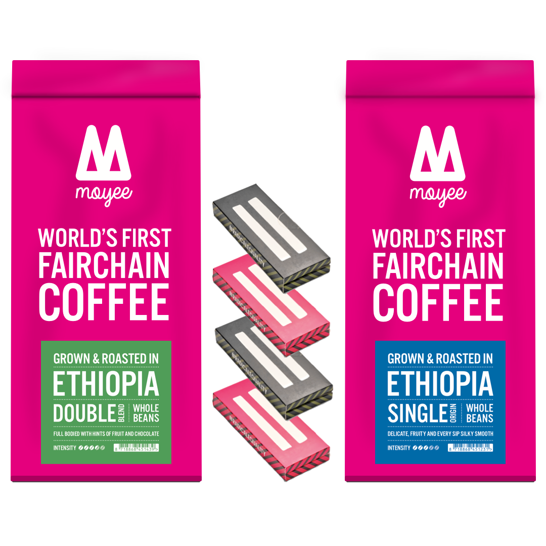 FairChain Coffee & Chocolate Pack