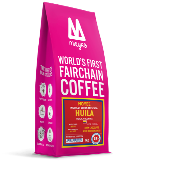 Microlot Series: Huila - Colombia