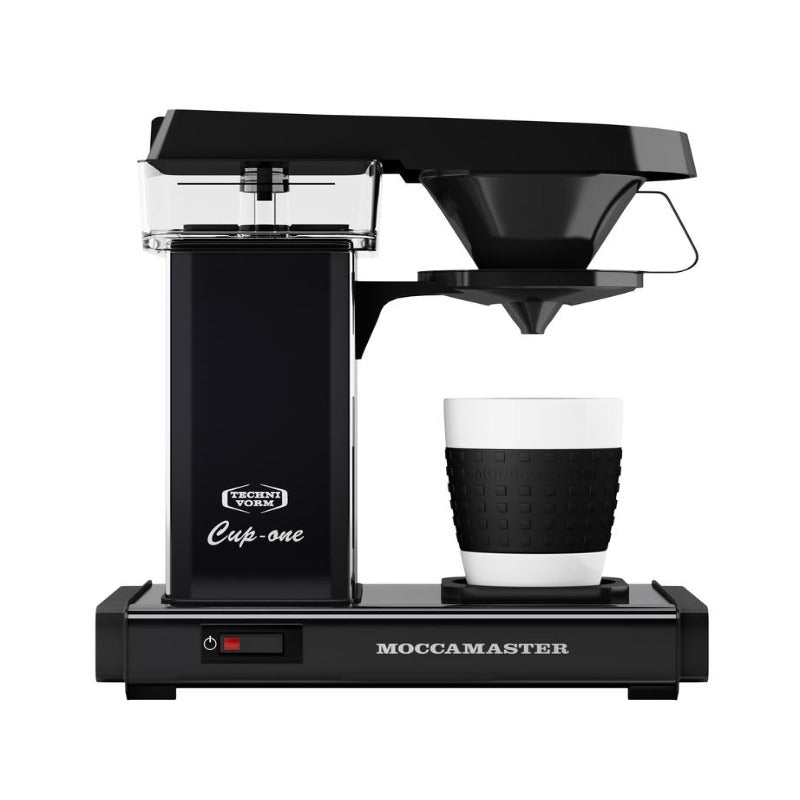 Moccamaster One Cup  - Matt Black