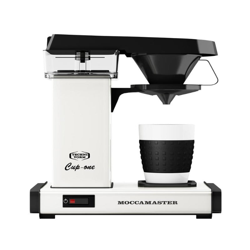 Moccamaster One Cup  - Off White