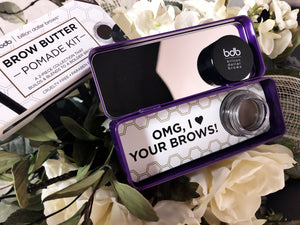 bdb brow butter pomade kit