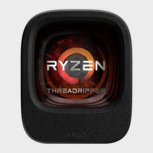 AMD - Cores 12 Threads 24 Processor RYZEN-THREADRIPPER-1920X CPU