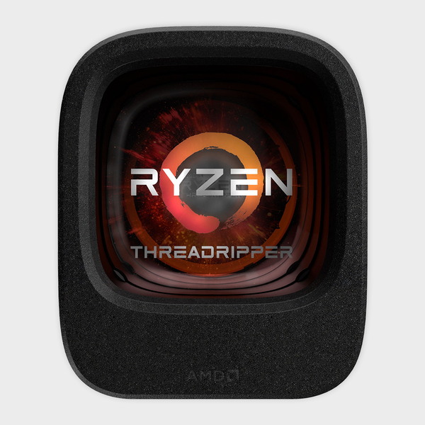 AMD - Cores 16 Threads 32 Processor RYZEN-THREADRIPPER-1950X CPU