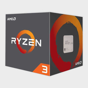 Amd - cores 4 threads 4 processor ryzen-3-1200 cpu