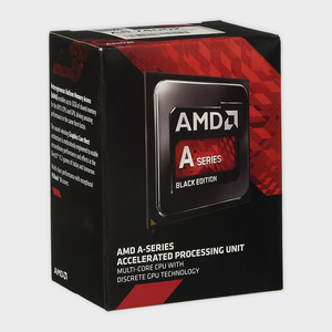 Amd - Cores 2 Threads 2 Processor APU A6 7400K CPU