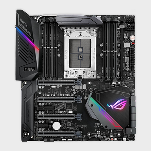 Asus- Rog Zenith Extreme AMD X399 Eatx Gaming Motherboard