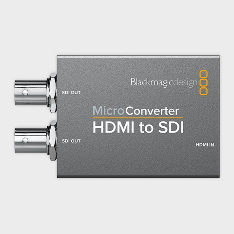 Black Magic (CONVCMIC/HS) 3864 HDMI to SDI Micro Converter