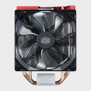 Cooler Master - Air Cooler Hyper 212 LED Turbo Red Cover (RR-212TR-16PR-R1)