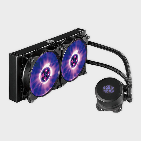 Cooler Master - Liquid RGB Cooler MasterLiquid ML240L (RGB1.0)