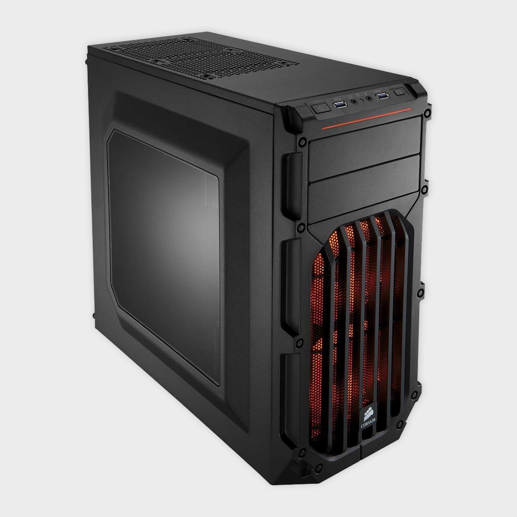 CORSAIR - CABINET MID TOWER CARBIDE SERIES SPEC-03 LED