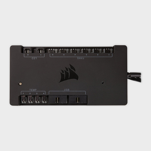 Corsair - fan controller commander pro cl-9011110-ww