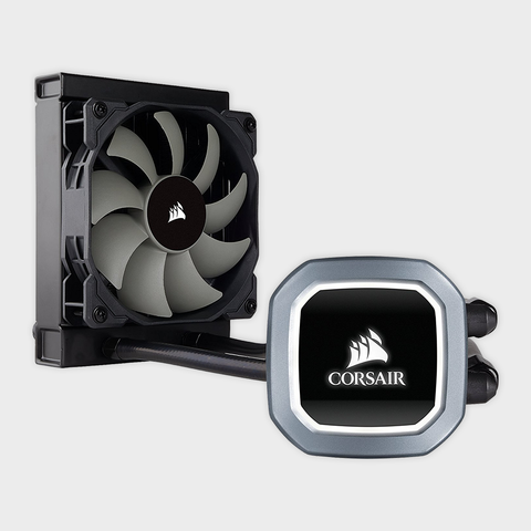 CORSAIR - H55 HYDRO SERIES CPU LIQUID COOLER (CW-9060010-WW)