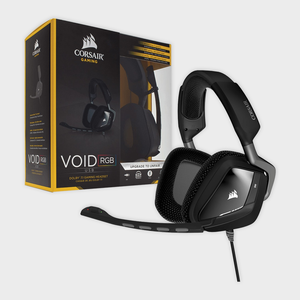 Corsair - headset (ca-9011130-ap) cg-void usb-carbon black