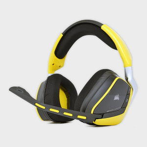 Corsair - headset (ca-9011135-ap) void rgb wireless yellow