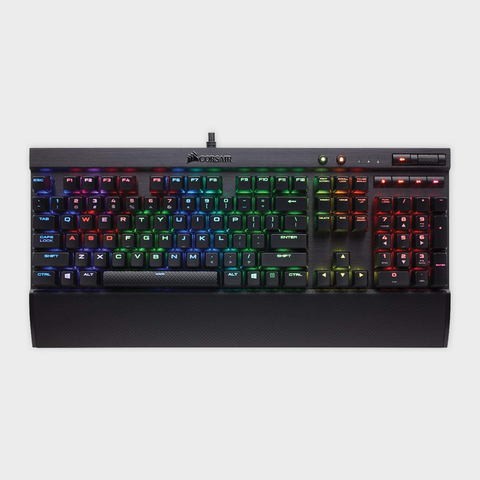 Corsair - k70 lux rgb mechanical gaming keyboard (ch-9101013-na)