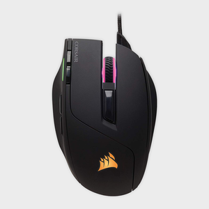 Corsair - mouse (ch-9000056-na) optical sabre rgb gaming mouse