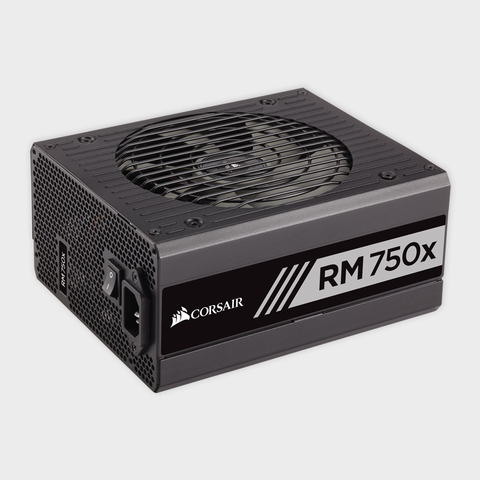 CORSAIR - SMPS (CP-9020092-UK) RM SERIES RM750x 750W 80 Plus Gold PSU