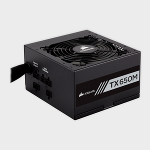 CORSAIR - SMPS 650W TX650M TXM SERIES 80 PLUS GOLD PSU
