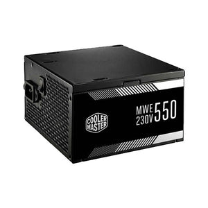 Cooler Master - MWE 550W,80  WHITE 230V MPW-5502-ACABW-IN