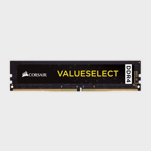 Corsair - 4GB DDR4 2400MHz Value RAM Memory Module