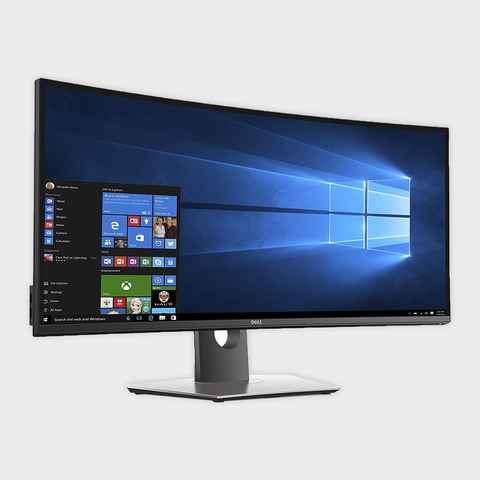 Dell - U3417W FR3PK 34-Inch Screen Led-Lit Monitor