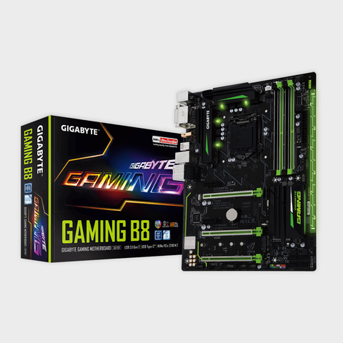 Gigabyte - Intel Socket 1151 GA-GAMING B8 Motherboard