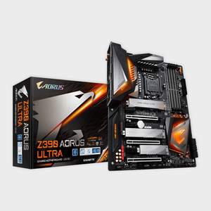 GIGABYTE - Z390 AORUS Ultra INTEL SOCKET 1151 Motherboard
