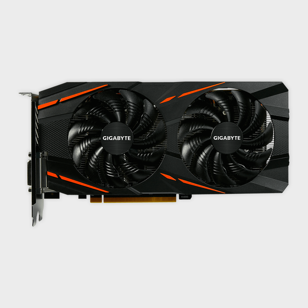 Gigabyte - Radeon RX570 4GB GDDR5 PCI-E Graphics Card