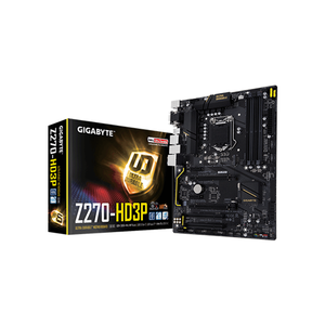 Gigabyte - intel socket 1151 ga-z270-hd3p motherboard
