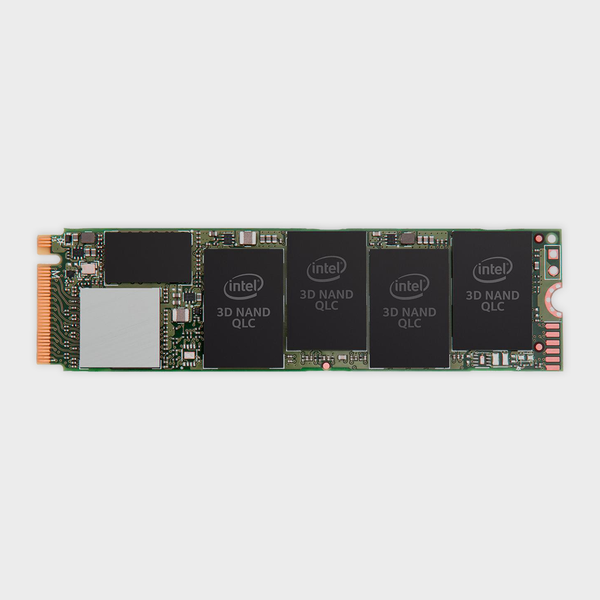 Intel - 660p Series M.2 2280 512GB 3.0 x4 3D NAND Internal SSD