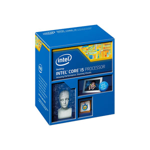 Intel - Core i5-4570 Quad-Core Desktop Processor 3.2 GHZ 6MB