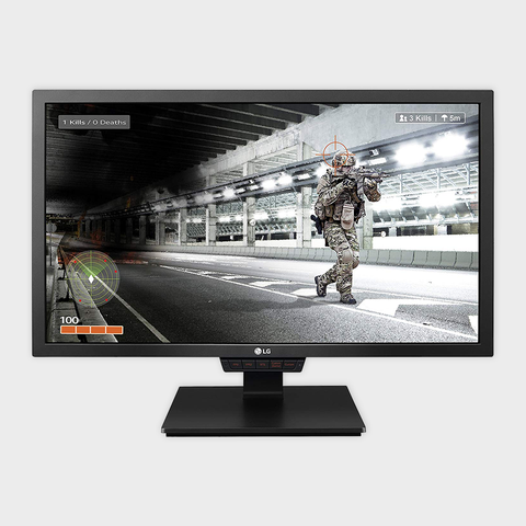 "LG - 24GM79G - 24"" ( inches ) Gaming LED Monitor"