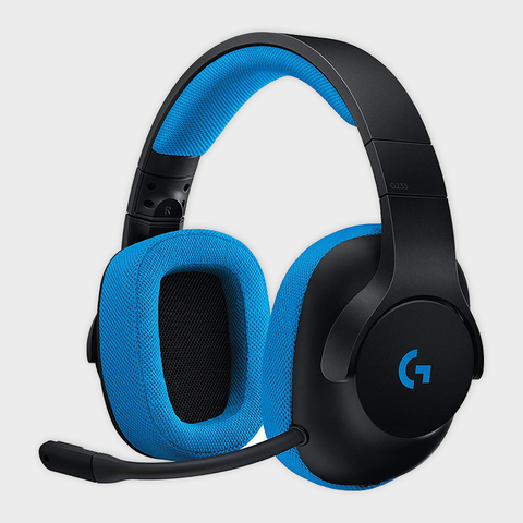 G233 Prodigy Gaming Headset Logitech