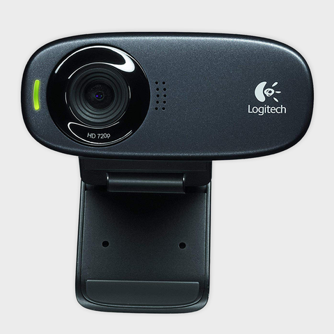 LOGITECH - WEBCAM C310
