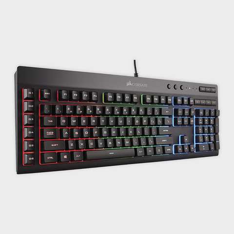 CORSAIR - K55 RGB Gaming Keyboard