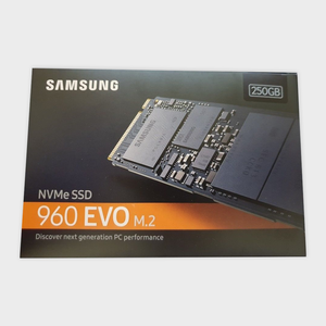SAMSUNG - SSD 960 Evo Series 250GB PCIe Nvme - M.2 Internal Ssd