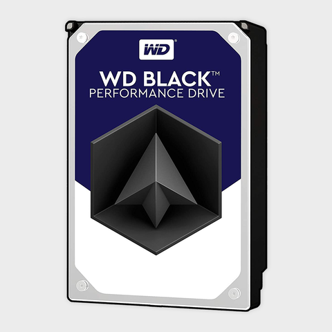 Wd - 1tb black internal desktop hard drive ( wd1003fzex )