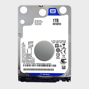 Wd - 1tb internal laptop hard disk drive (wd10spzx)