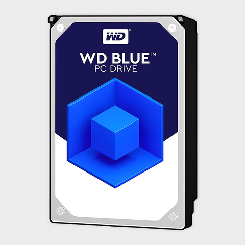 WD - 2TB Internal Hard Drive (Blue) (WD20EZRZ)