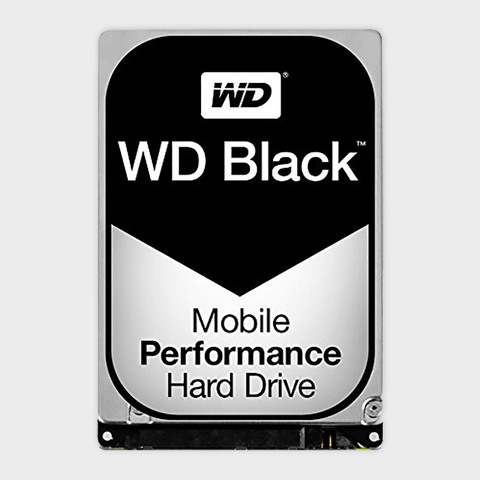 WD - Black 500GB Performance Mobile Hard Disk Drive (WD5000LPLX)