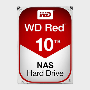 WD - Red 10TB NAS Hard Disk Drive (WD100EFAX)