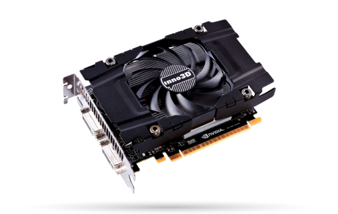 INNO3D GeForce GTX 750 Ti 2GB OC