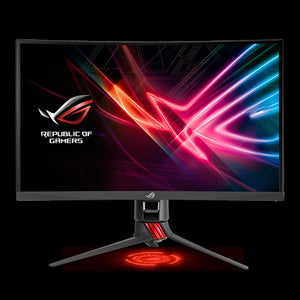 ROG Strix XG27VQ Curved Gaming Monitor – 27 inch Full HD (1920x1080), 144Hz, Extreme Low Motion Blur(1ms MPRT), Adaptive-Sync(FreeSync™)