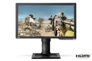 XL2411P 144Hz  Benq Zowie 24 inch e-Sports Gaming Monitor