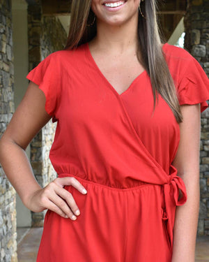 Gameday Romper  | Cayman & Co. Boutique