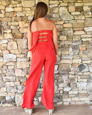 Madison Jumpsuit  | Cayman & Co. Boutique